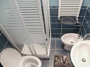 Camere a Roma Centro con bagno privato